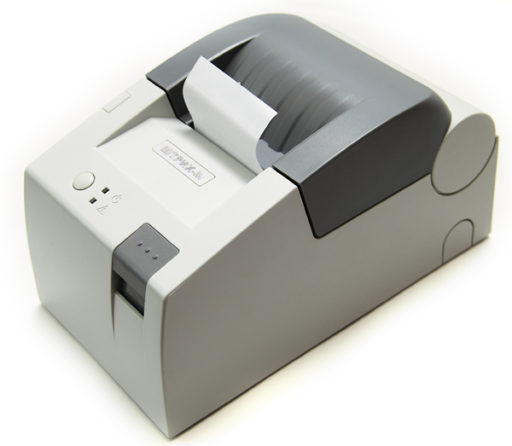 Фискальный регистратор ШТРИХ-LIGHT-01Ф подключается к компьютеру или терминалу