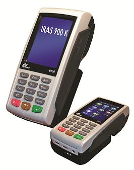 Мобильный терминал ПТК IRAS 900 K