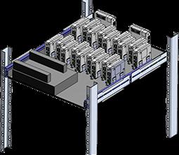 Серверная стойка для E-Commerce и интернет-магазинов