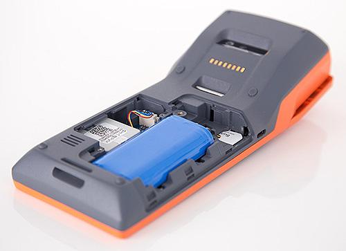 Фискальный накопитель и аккумулятор в ПТК MSPOS-K