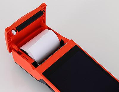 рулон чековой бумаги для ПТК MSPOS-K