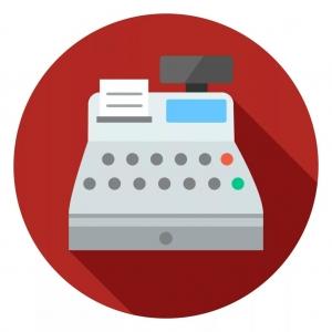 Снятие кассы с учёта
