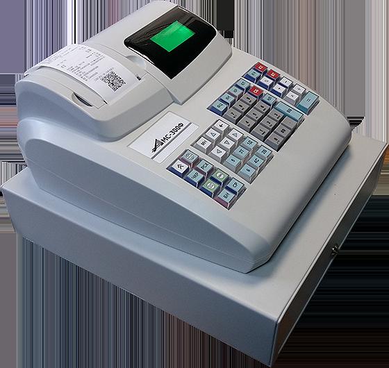 онлайн-касса АМС-300Ф