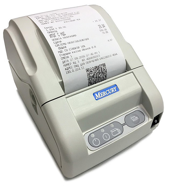 фискальный регистратор Меркурий-119Ф