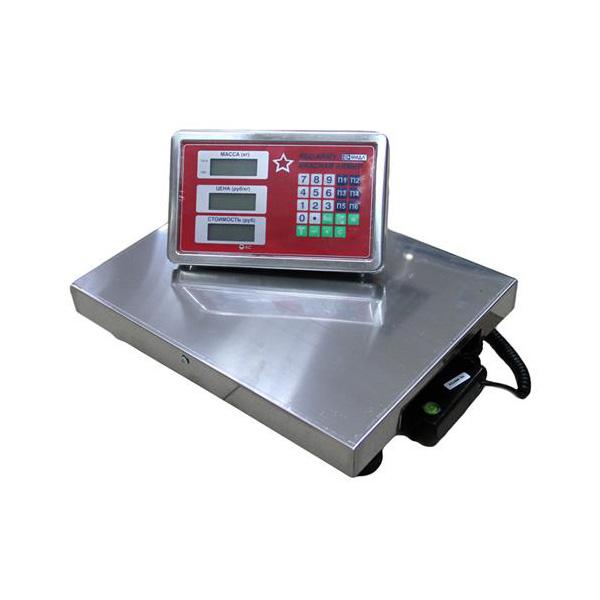 Электронные напольные весы MARTA MT-1663 розовый