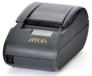 Атол-30Ф - фискальный регистратор для услуг и небольших магазинов