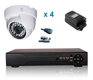 система видеонаблюдения в розничном магазине
