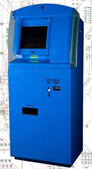 Автомат билетопечатающий фискальный АБП-09