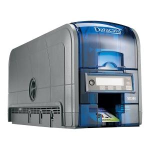Datacard SD360 Duplex ISO Open Card