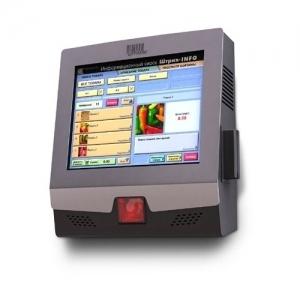 ШТРИХ-INFO v.3.0 со сканером без наушников