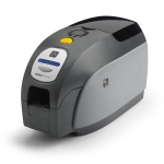 Zebra ZXP3 1 Dual Co Mag Encoder Contact Encoder+Mifare Contactless USB Ethernet с замком