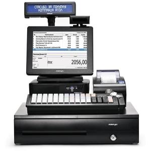 Кассовый аппарат POS-система Атол Супермаркет 10