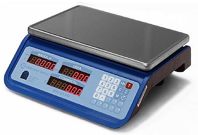 электронные торговые Невские весы