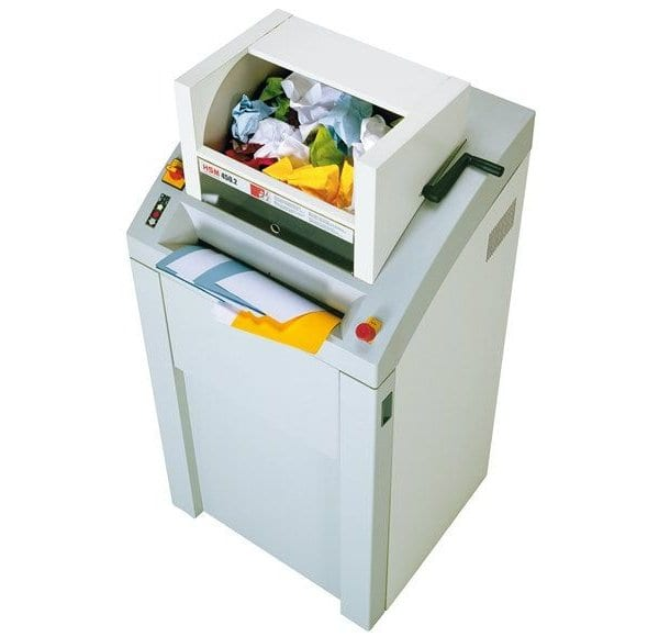 Шредер EBA 6040 C
