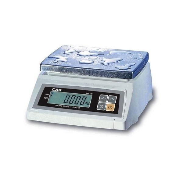 Весы фасовочные Cas SW 10