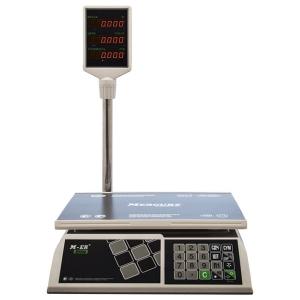 Весы торговые Mercury M-ER 326ACP