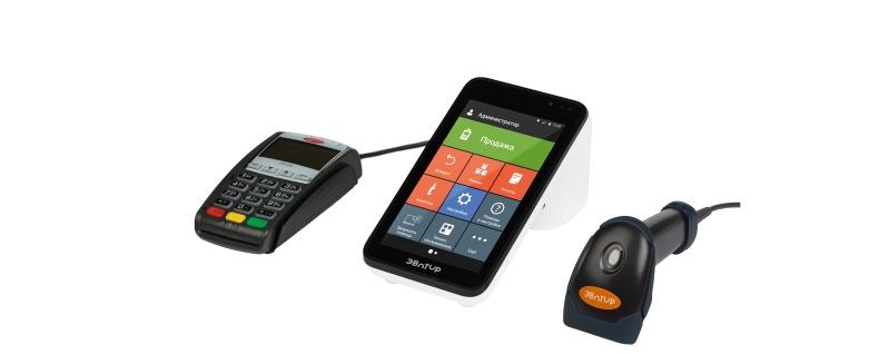 Доступные смарт-терминалы Эвотор с ФН: кассы онлайн для малого бизнеса