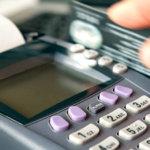 Кассовый аппарат с терминалом для банковских карт в соответствии с требованиями 54-ФЗ