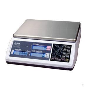 весы счетные электронные cas ec 30_1