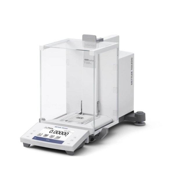 Аналитические весы XS 205 DU Mettler Toledo_1