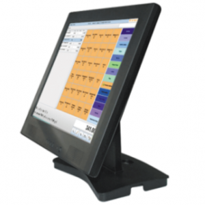 POS-монитор SPARK-TM-2015.2U1 MSR 3 дорожки USB