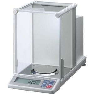 Весы лабораторные электронные GH-200_1