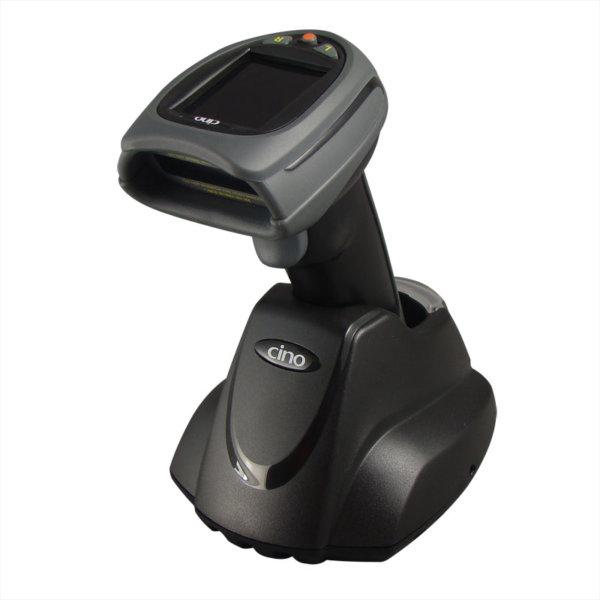 Беспроводной Сканер Штрих Кодов Cino F790wd _1