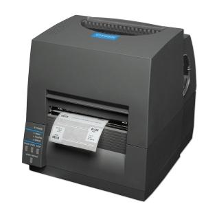 Citizen CL S631 термотрансферный принтер печати этикеток