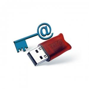 Электронный ключ для онлайн-кассы