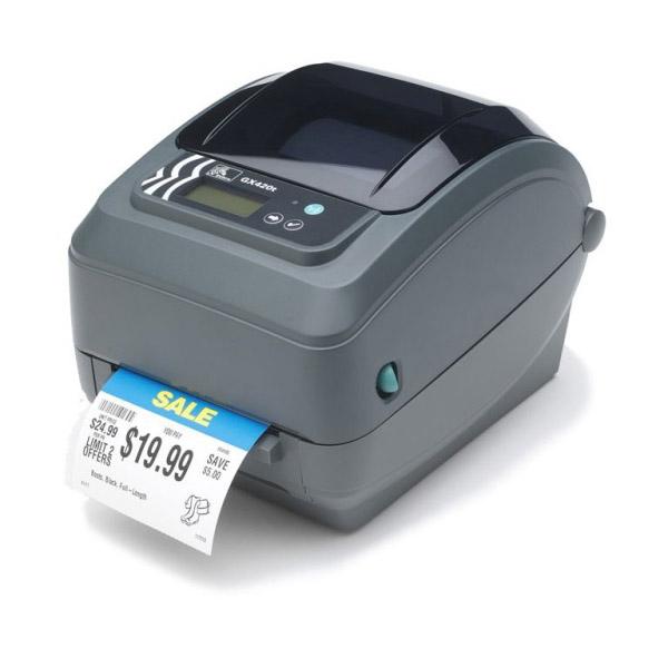Принтер Zebra GX430T_1