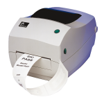 Принтер этикеток zebra r2844 z