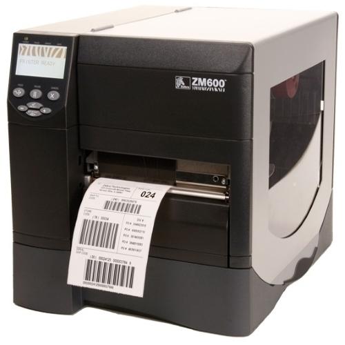Принтер термотрансферный ZM600