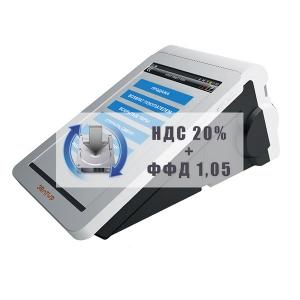 Прошивка НДС 20% Эвотор 7.2