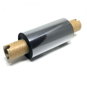 Термотрансферная лента 75 мм 1 2 втулка