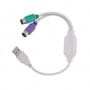 Сканер штрих кода переходник PS 2 USB