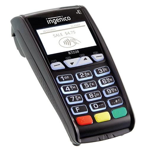 Эквайринг Ingenico ICT220