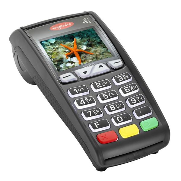 Ingenico ICT250 contactless