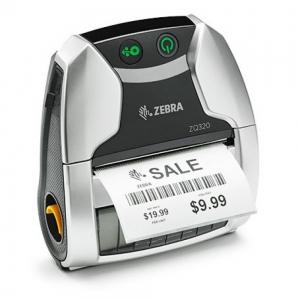 Мобильный принтер этикеток Zebra ZQ320