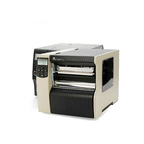 Принтер Zebra 220XI4 со смотчиком_1