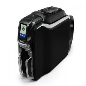 Принтер пластиковых карт Zebra ZC300_1