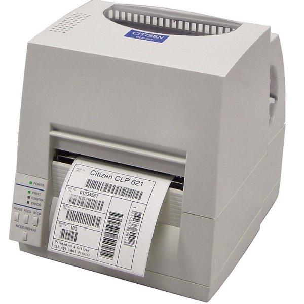 Принтер ценников Citizen CLP 621_1