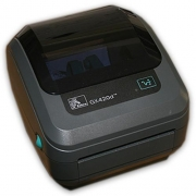 Термопринтер печати этикеток Zebra GX420d_3