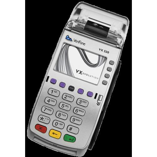 Verifone VX520 бесконтактный считыватель_1