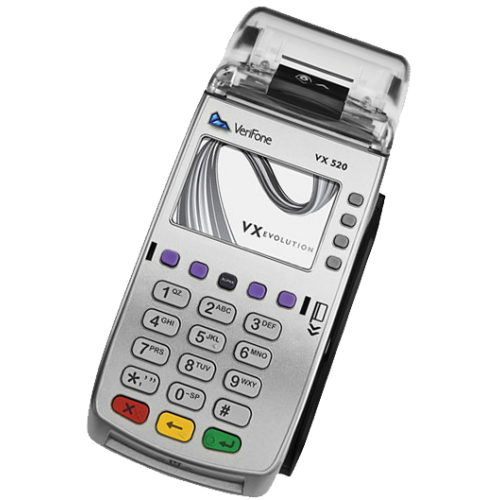 Verifone VX520 gprs ctls