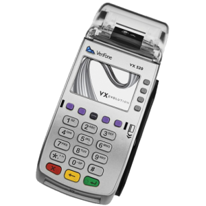 Verifone модель VX520