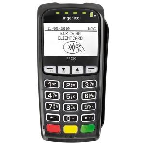 банковский терминал Ingenico IPP320