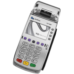 терминал оплаты банковскими картами VX520