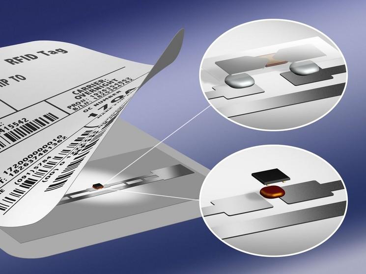 Вариант реализации RFID-меток