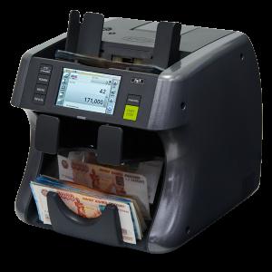 Axiom 2 х карманный сортировщик банкнот