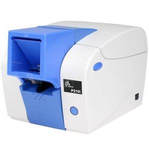 Принтер пластиковых карт Zebra P210i